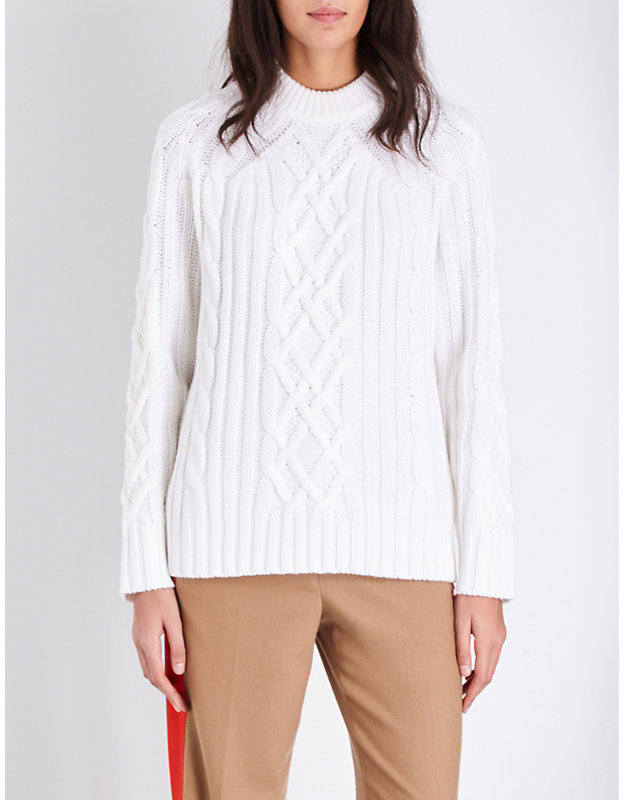 Rag & Bone Kiera knitted jumper