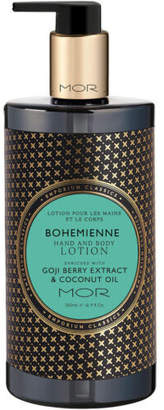 MOR NEW Hand & Body Lotion 500Ml Bohemienne