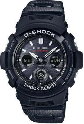 G-Shock Casio Men's watch the world six stations Solar radio AWG-M100SBC-1AJF