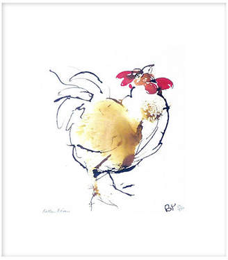 The Portfolio Collection Bella Pieroni - Chicken IV Art
