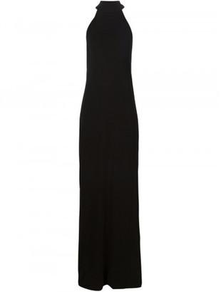 Maison Margiela draped halter neck gown $1,995 thestylecure.com
