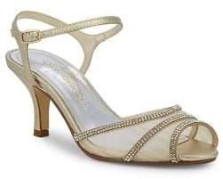 Caparros Jodi Embellished Heeled Sandals