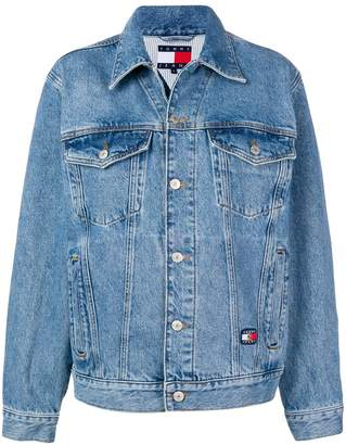 Tommy Jeans short denim jacket
