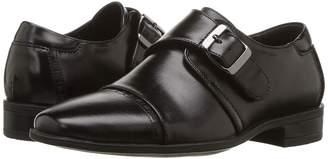 Stacy Adams Kids Macmillian - Cap Toe Monk Strap Boys Shoes
