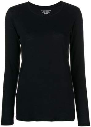 Majestic Filatures longsleeved round neck T-shirt