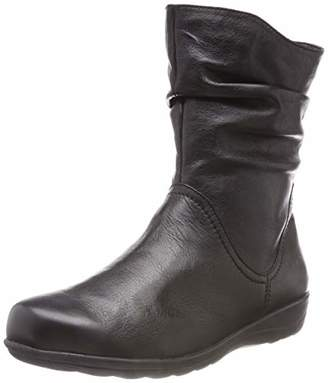 Caprice Women's 26406 Ankle Boots, (Black Nappa 22)
