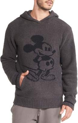 Barefoot Dreams R Mickey Mouse Hoodie