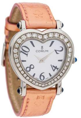 Corum Heart Beat Watch