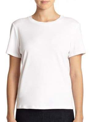 The Row Essentials Wesler Cotton Tee
