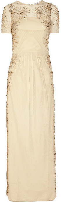 ALICE by Temperley Balanchine embellished tulle gown