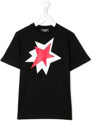 Neil Barrett Kids プリント Tシャツ