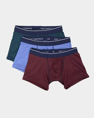 Trunks Mojo Essential 6 PACK (2 of Each Colour)