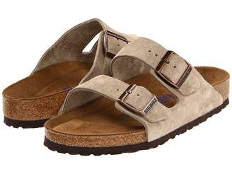 Birkenstock Arizona Soft Footbed - Suede (Unisex)
