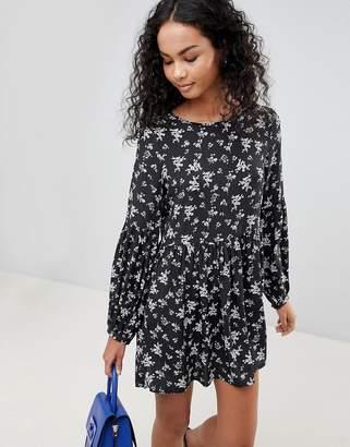 Glamorous Floral Print Dress