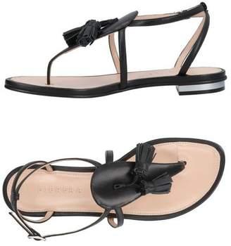 Dibrera BY PAOLO ZANOLI Toe post sandal
