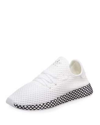adidas Men's Deerupt Training Sneaker, White