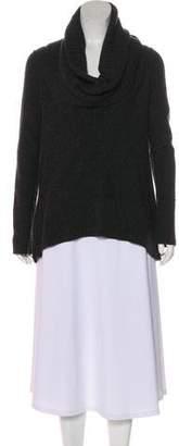 Donna Karan Long Sleeve Turtleneck Sweater