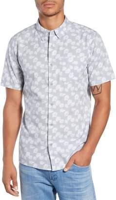 Hurley Beachside Swarm Print Woven Shirt
