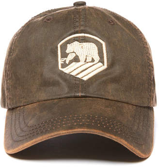 The Normal Brand Waxed Activewear Cap