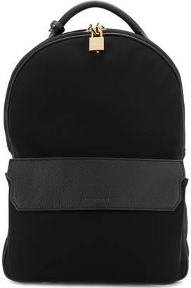 Buscemi padlock backpack