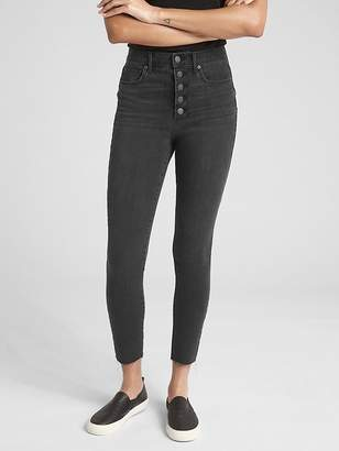 Gap High Rise True Skinny Ankle Jeans in 360 Stretch