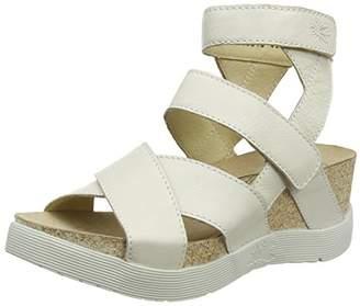 Fly London Women's WEGE669FLY Gladiator Sandals,7 (40 EU)
