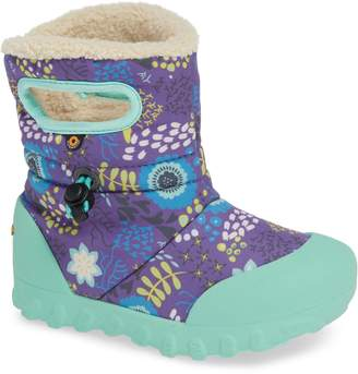 Bogs B-MOC Reef Waterproof Insulated Faux Fur Boot