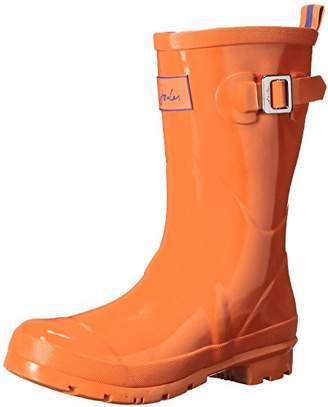 Joules Women's Kellywelly Gloss Rain Boot