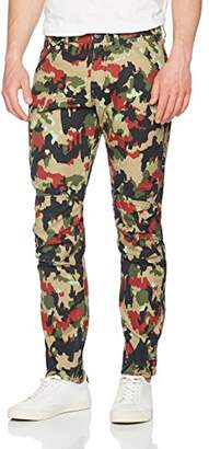 G Star Men's 5622 Elwood X25 Jeans by Pharrell Williams in Alpenflage