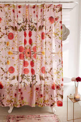 Daniella Floral Shower Curtain
