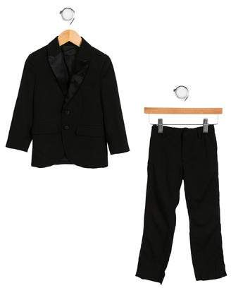 Christian Dior Boys' Wool Pant Suit