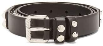 Prada Studded leather belt