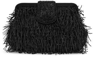 Jessica McClintock GUNNE SAX BY Gunne Sax by Giuliana Fringe Evening Bag
