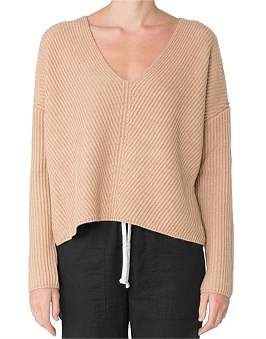 Nude Lucy Camile V Neck Knit
