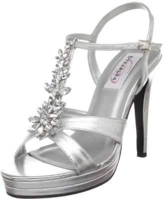 Dyeables Women's Ruby Platform Sandal
