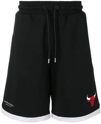 Marcelo Burlon County of Milan Chicago Bulls shorts