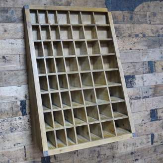 Pigeon Cambrewood Reclaimed Hole Shelves