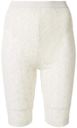 Nina Ricci lace shorts