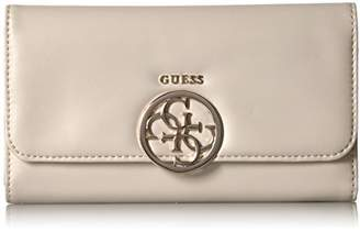 GUESS Women's Kamryn Embroidered Multi Clutch