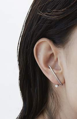 Katkim Crescendo Flare Diamond Earring