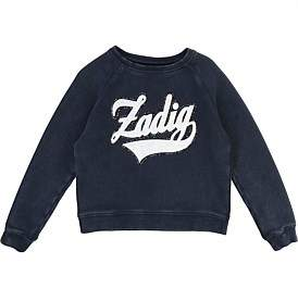 Zadig and Voltaire Sweatshirt (6-14Years)