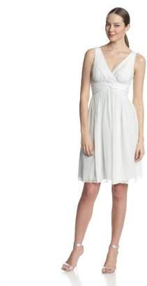 Donna Morgan Women's Jessie Dress, Grey Ridge, 8
