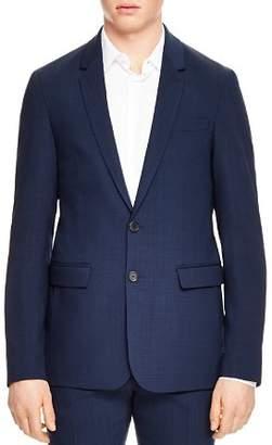 Sandro Notch Italian Slim Fit Sport Coat