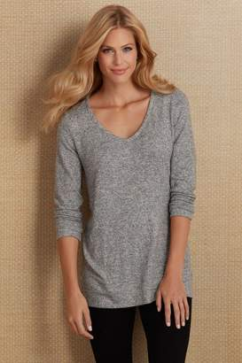Soft Surroundings Cozy Cabin Pullover