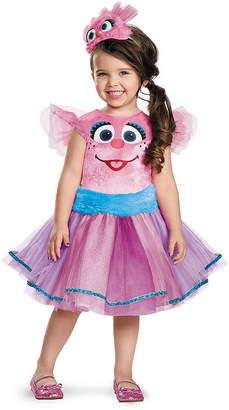 BuySeasons Abby Tutu Deluxe Little Girls Costume