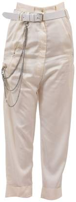 Alyx Gangster Pants Cream