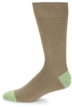 Tommy Bahama Basket Weave Socks
