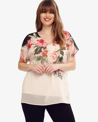 Phase Eight Lulu Floral Blouse