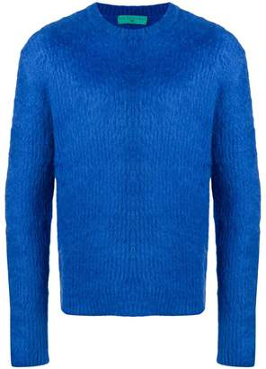 Paura textured knit sweater
