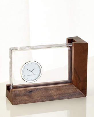 Simon Pearce Ludlow Clock